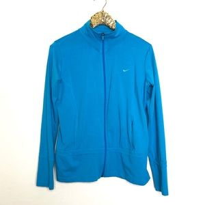 Nike Aqua Zip Up Jacket